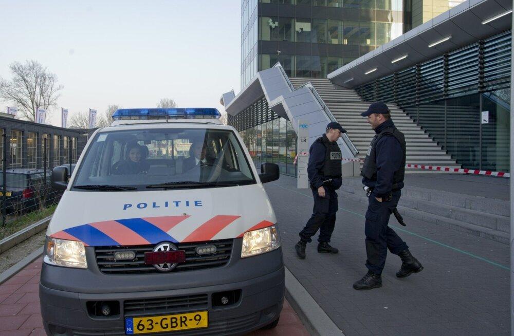 Hollandis peeti kinni kaubanduskeskuses parfüümivargil käinud Eesti ja Poola mehed