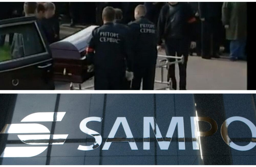 Danske afäär: 2006. aastal mõrvati Venemaa kõrge pankur, kes oli äsja Eestis häirekella löönud