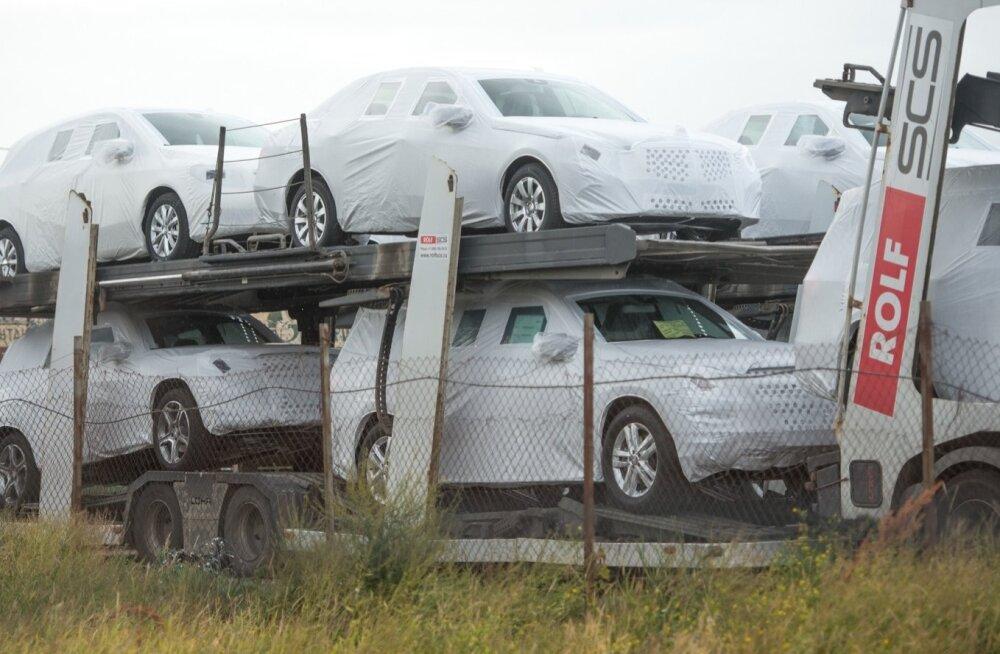 Новые автомобили в Европе с 1 сентября будут проходить обязательное тестирование на дорогах