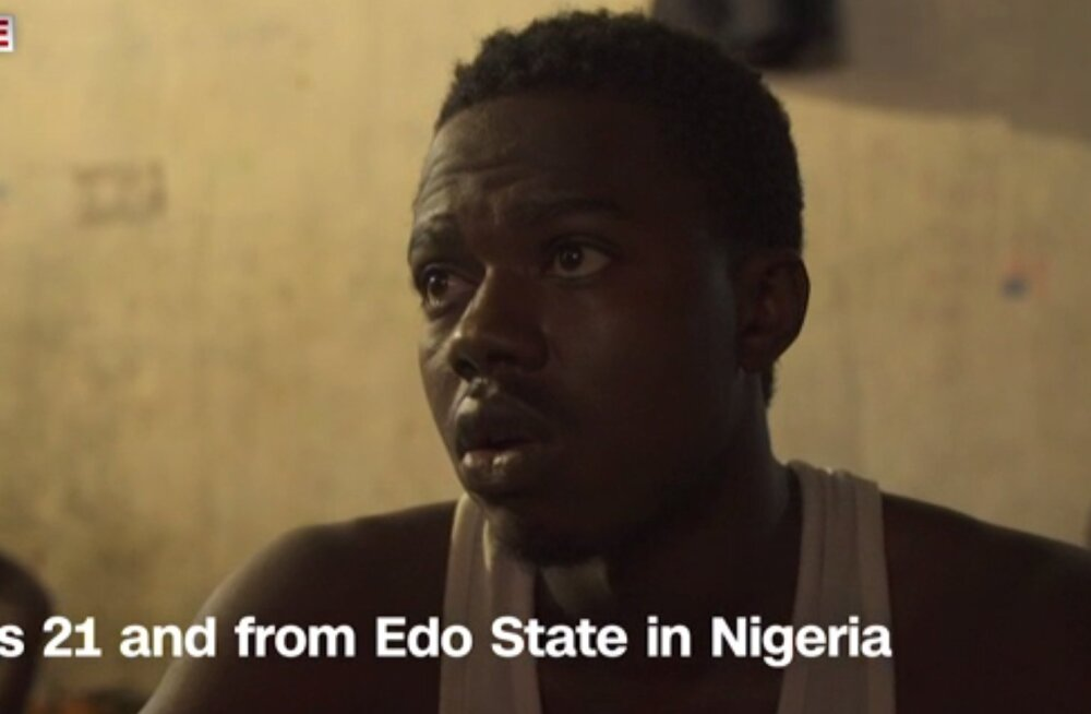 ÕÕVASTAVAD VIDEOD | Liibüas müüakse inimesi orjaks näiteks 350 euro eest