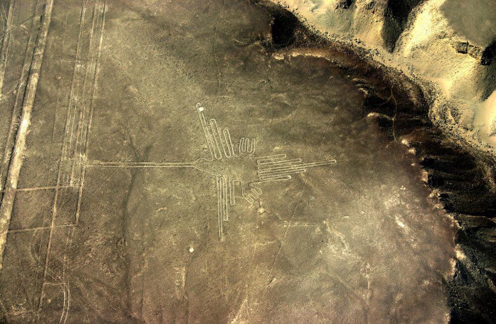 Послания богам или пришельцам: загадки гигантских рисунков Наска