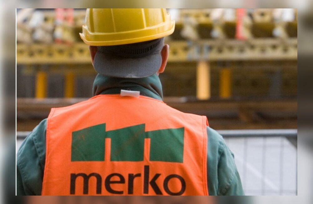 Уценка в Merko Ehitus - недвижимость упала в цене на 6 млн евро