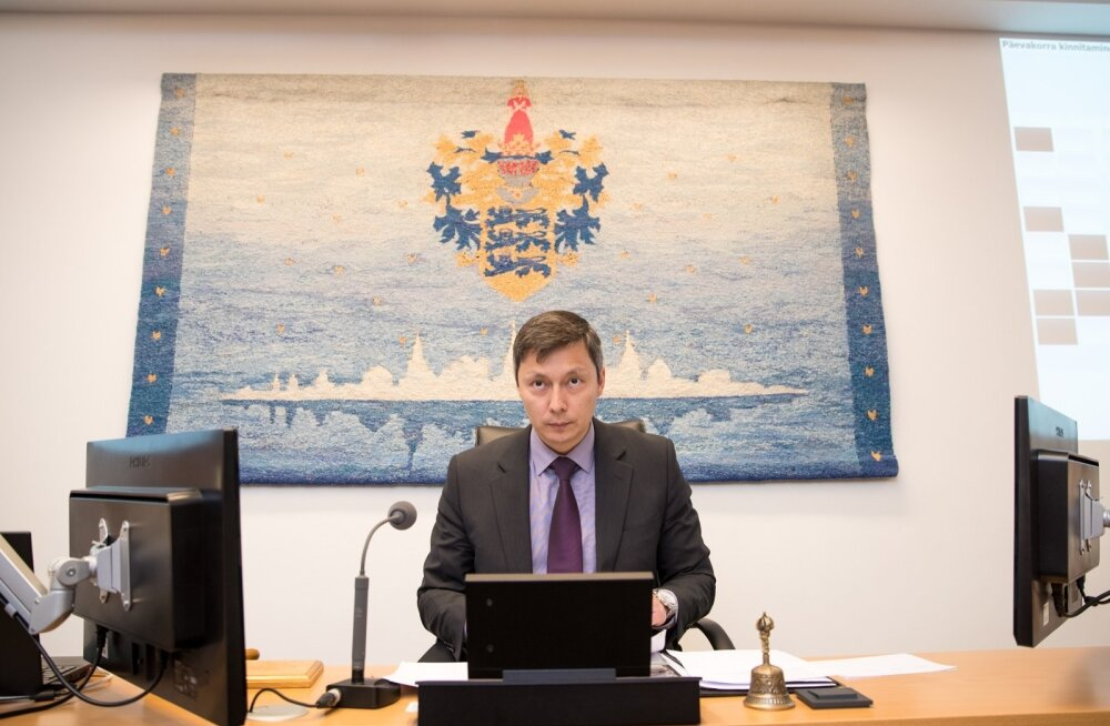 Tallinna linnavolikogu 03.05.2017