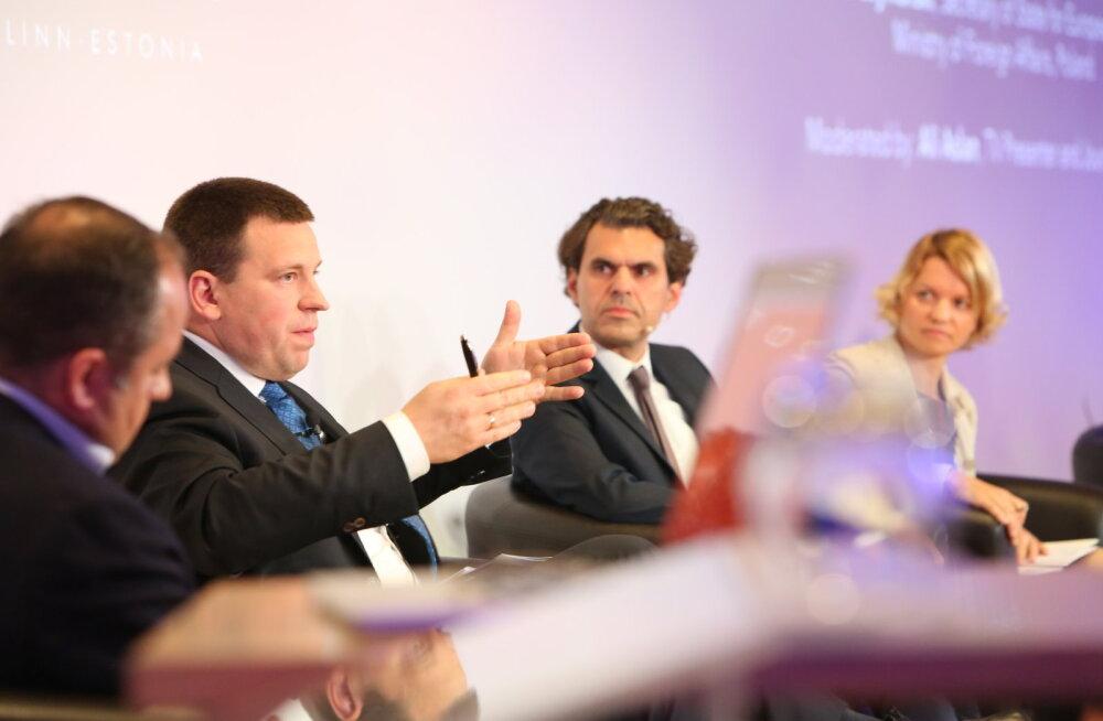 Юри Ратас: нужно, чтобы Евросоюз стал еще ближе к людям