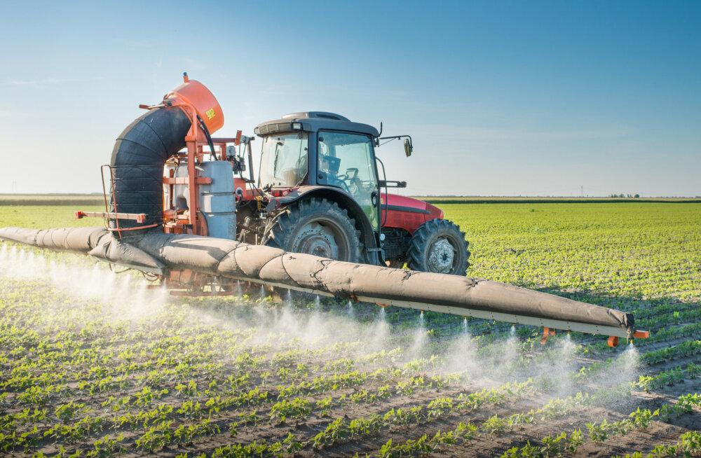 Lugeja kiri: põllumajandusmürkidel peaks olema peal ülikõrged aktsiisid, muidu oleme varsti kõik kõndivad mürgitünnid!