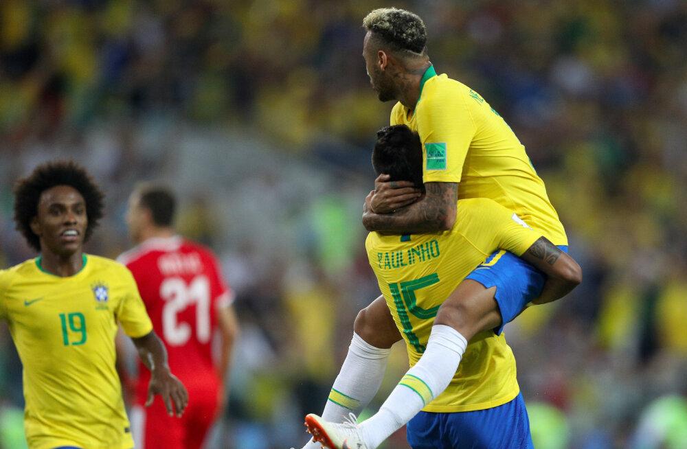 MM-i KOLUMN   Karel Voolaid: tänases päevas ongi jõudude vahekord selliselt Brasiilia kasuks