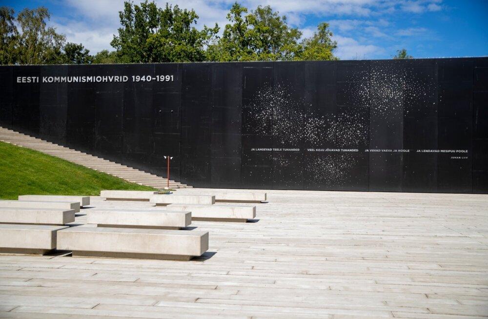 Kommunismiohvrite memoriaal avatakse 23. augustil.