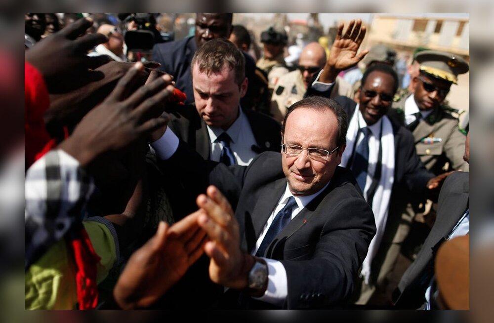 Prantsusmaa kõlgub majanduskrahhi serval