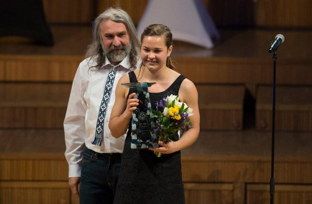 Aivar Pohlak ja Signy Aarna