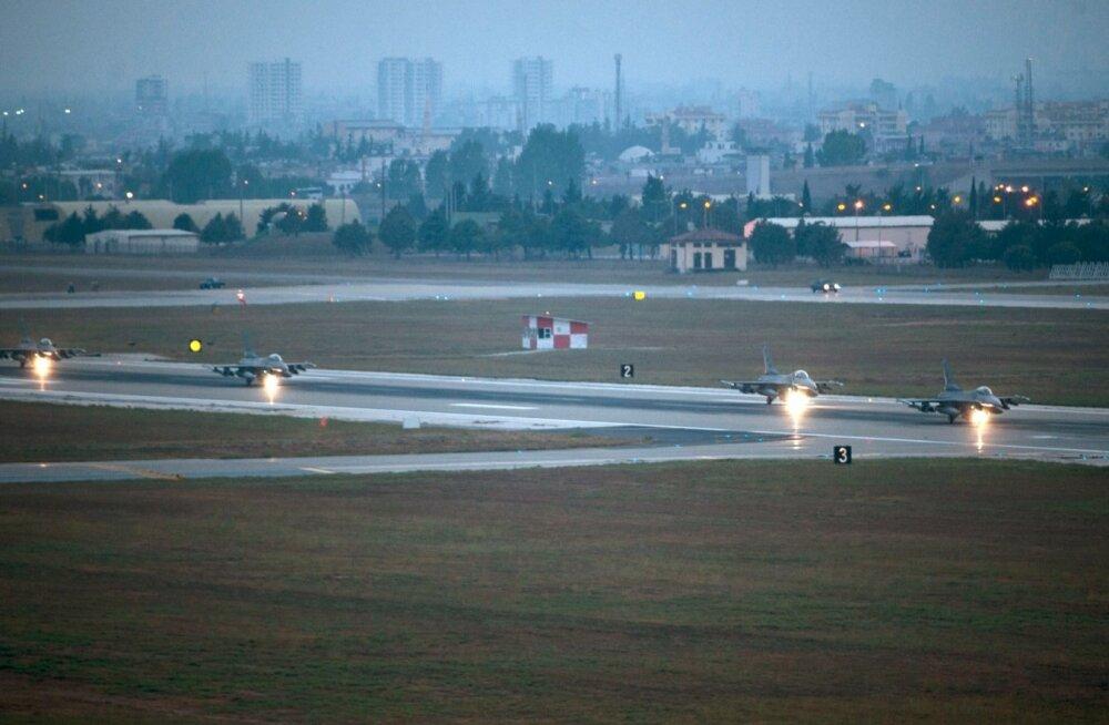 Türgis vahistati Venemaa kodanik, kes kavandas väidetavalt USA lennuki drooniga allakukutamist