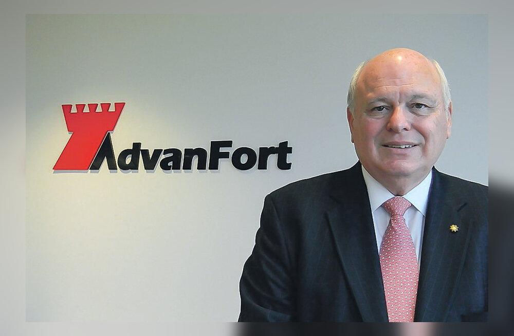 Vangistatud laevakaitsjate tööandja AdvanFort seisab pankroti serval