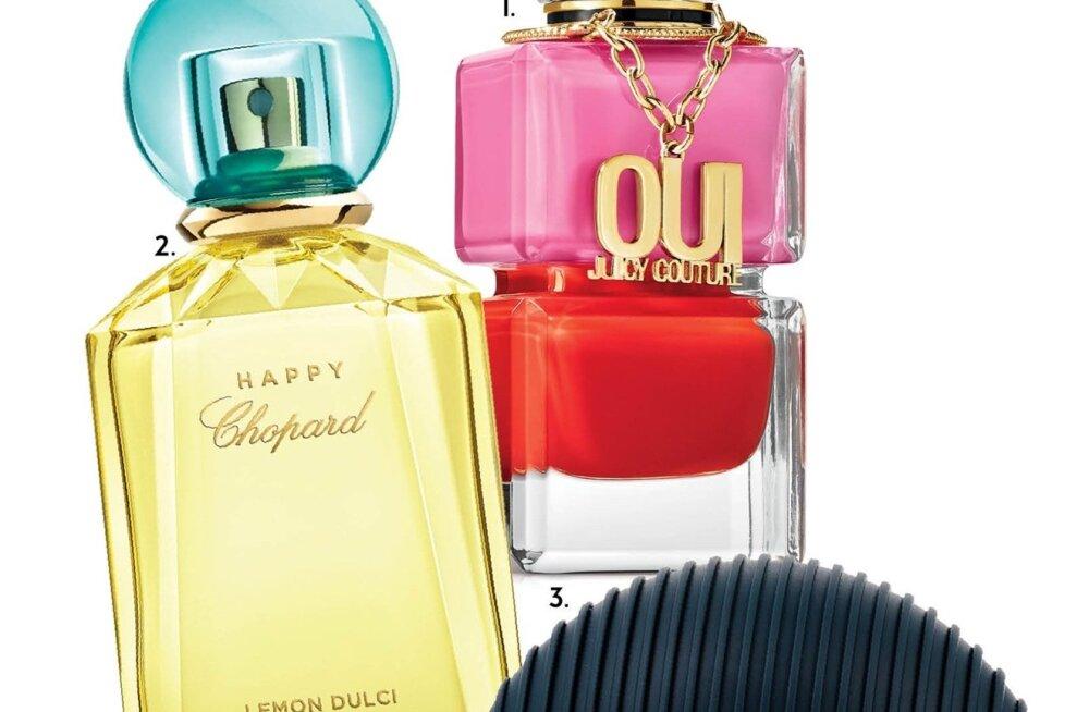 Novembri ilu: sel kuul imetleme uusi parfüümipudeleid ja hoiame silmaalused siledad