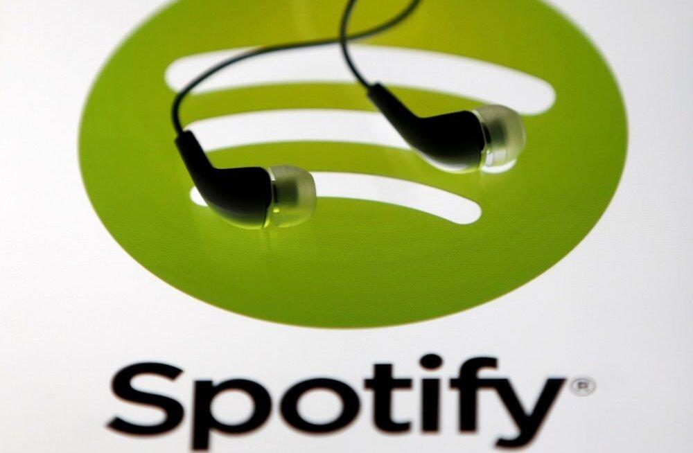 CD-plaate saab kergesti oma Spotify muusikakogusse kolida