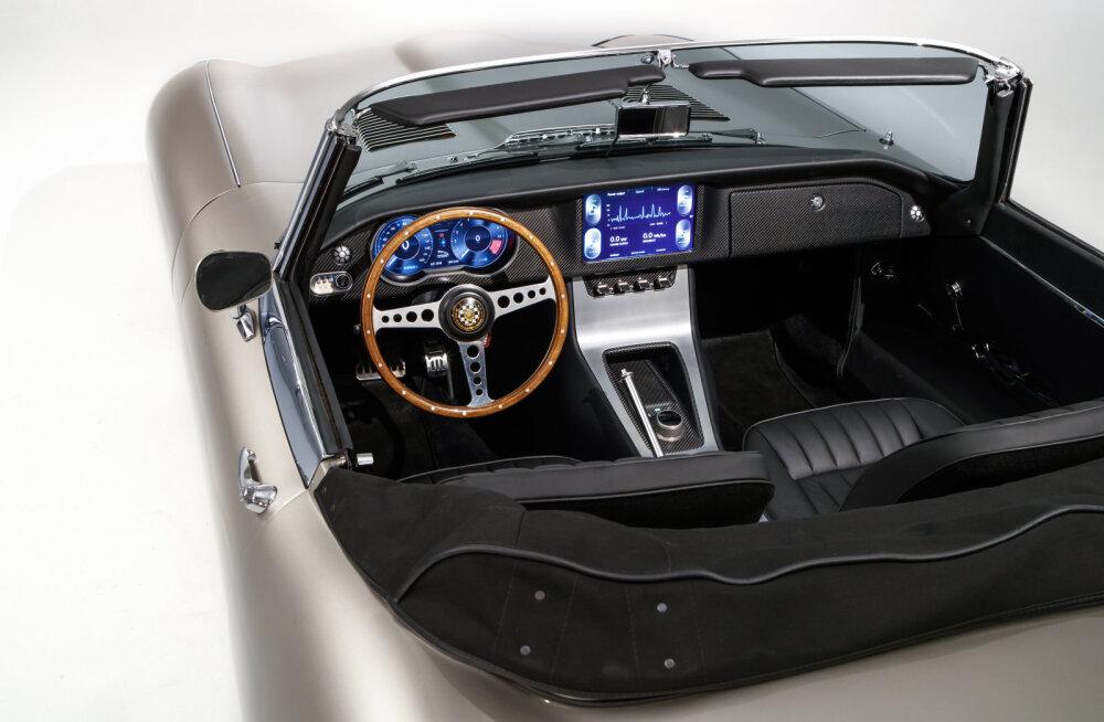 Jaguar annab inimestele võimaluse muuta oma legendaarne 60ndate sportauto täiselektriliseks
