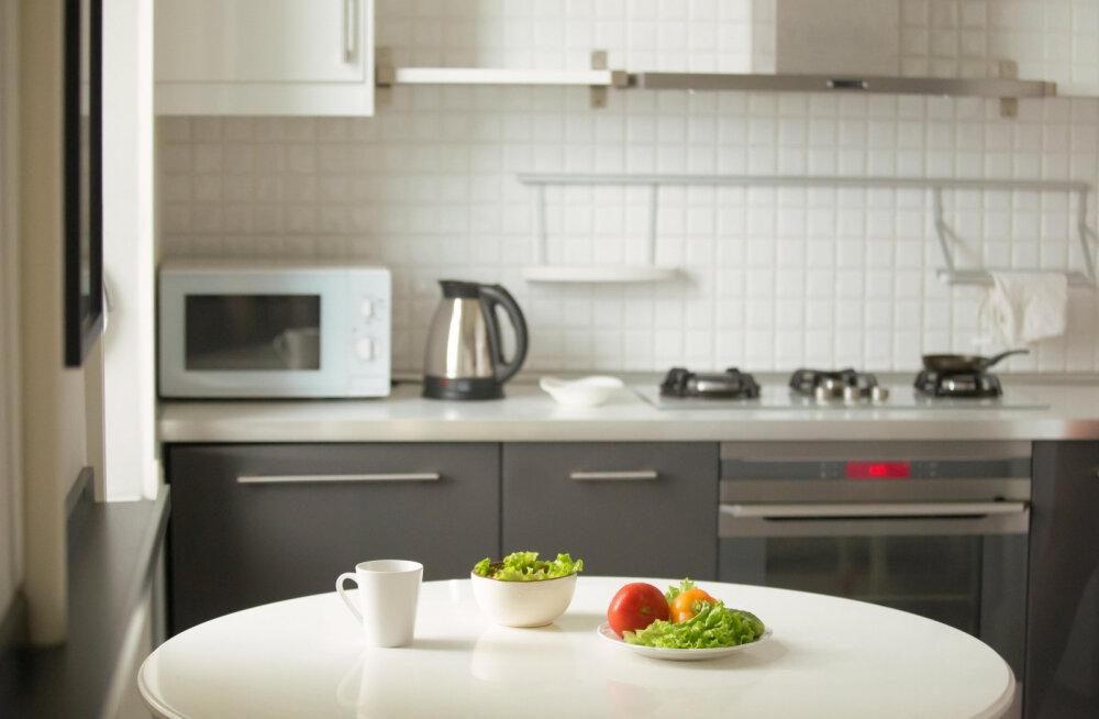 Как выбрать цветовую гамму кухни