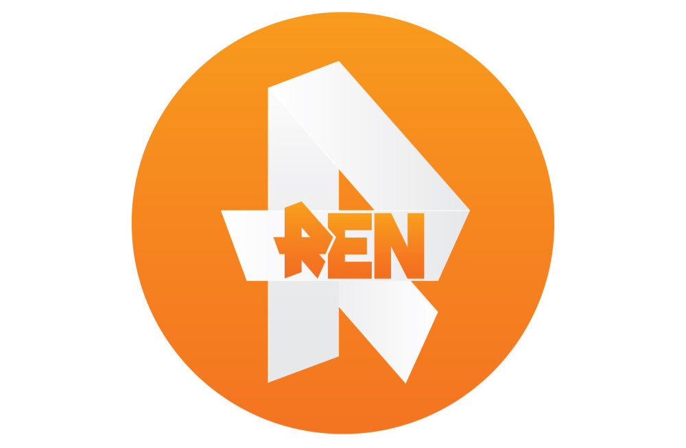 Телеканал REN TV Estonia сменил логотип