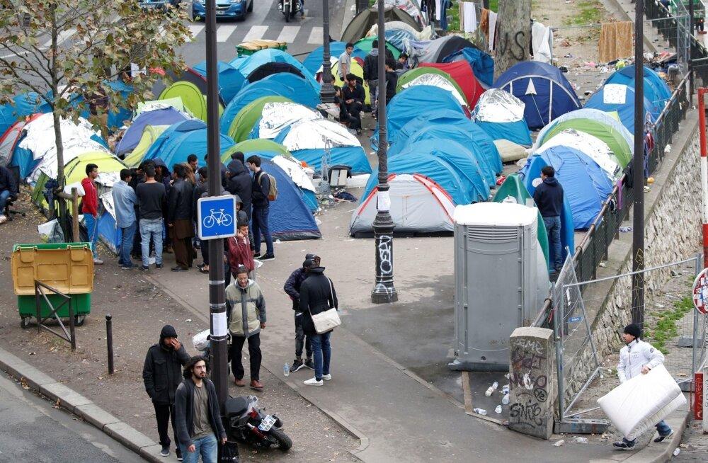 Migrandid Pariis