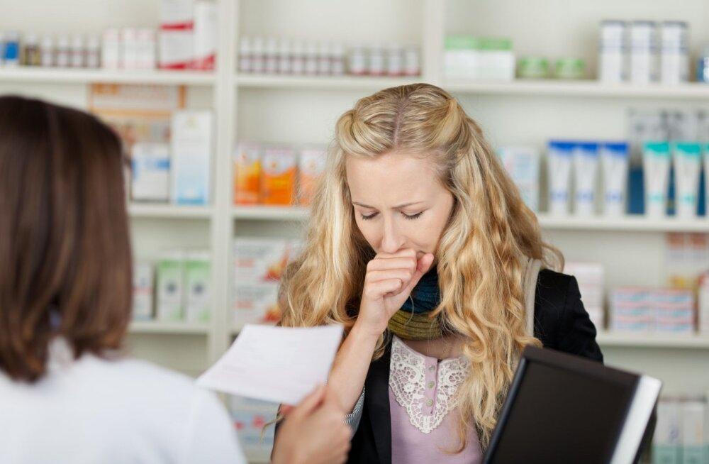 Külmetuse ABC — ülemiste hingamisteede haigused