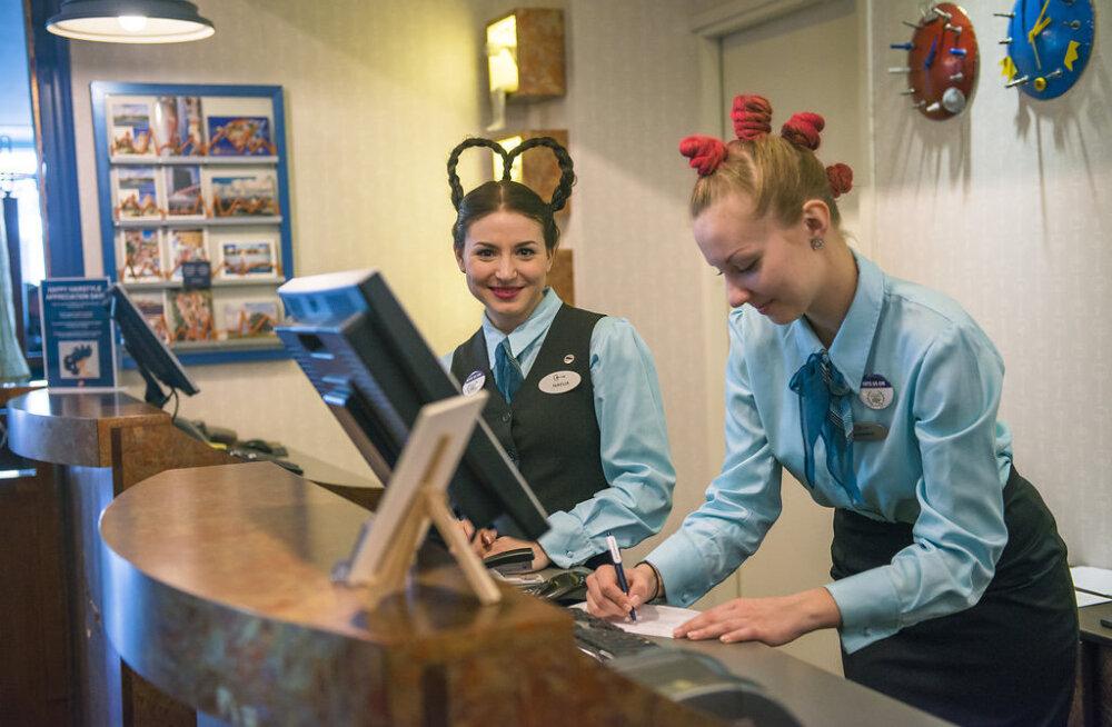 """50 рабочих мест на лето: отели """"Виру"""" и Estoria приглашают на работу молодежь"""