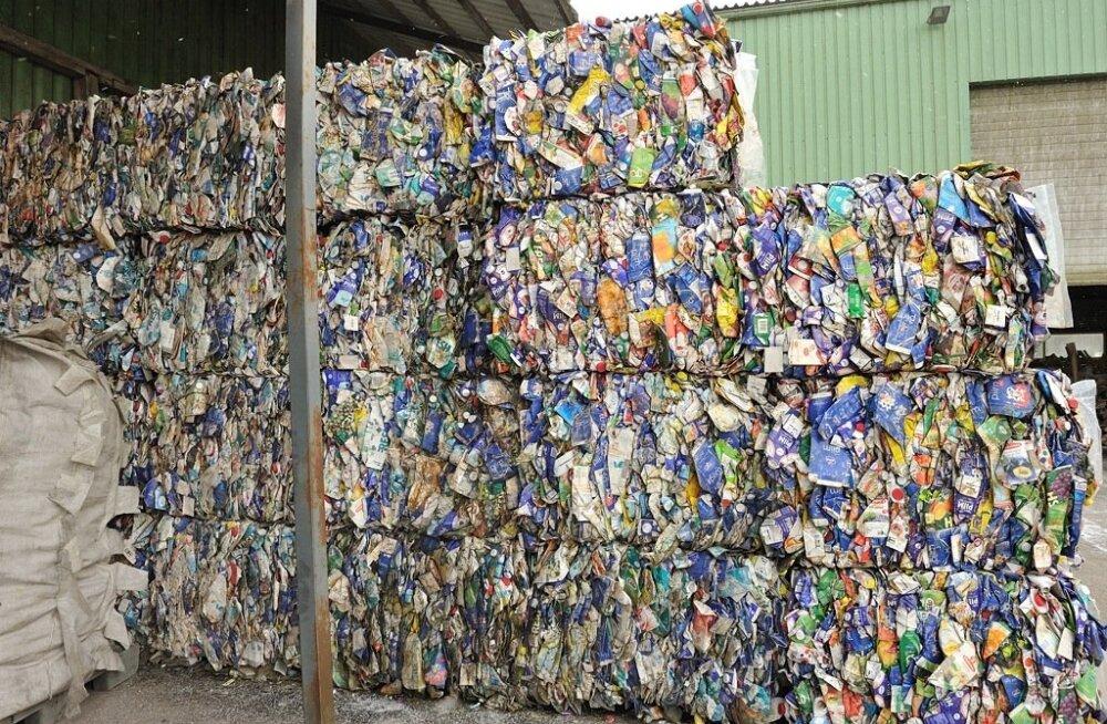 Pakendijäätmest plastiktooteni