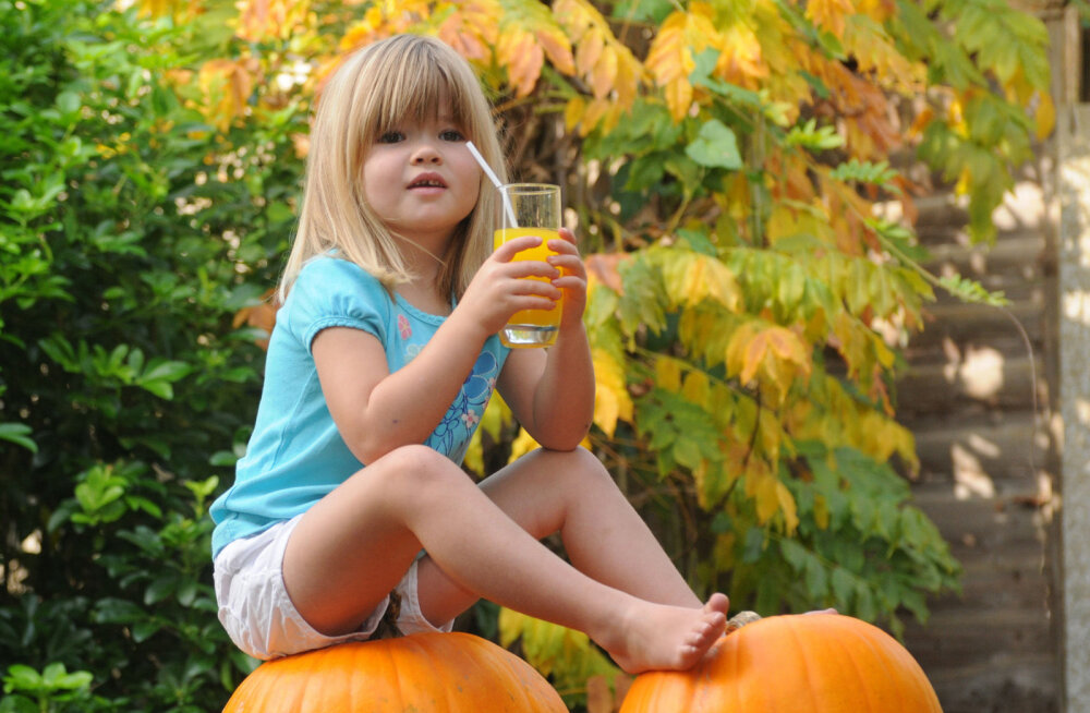 Хватает ли вашему ребенку витаминов?