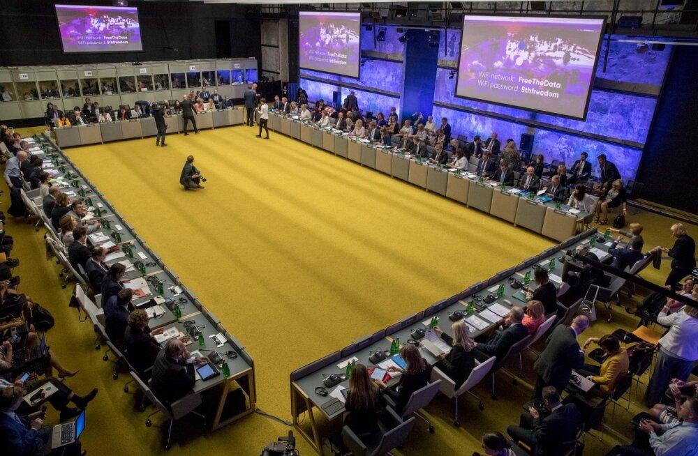 Töö-ja terviseministrite kogunemine Kultuurikatlas, EPSCO