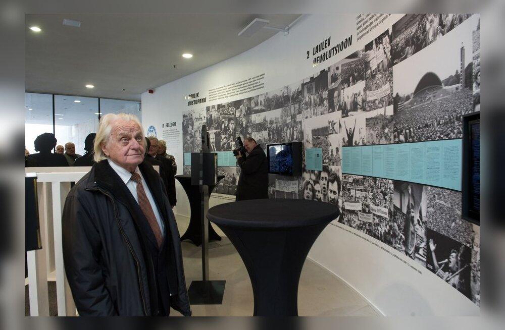 Rahvarinde muuseumi avamine