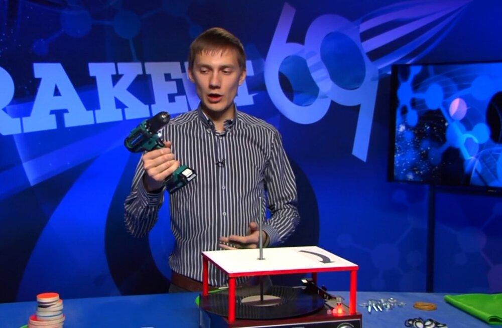 VIDEO | Kuldsete käte ring: kuidas ehitada ise variaatorkäigukasti?