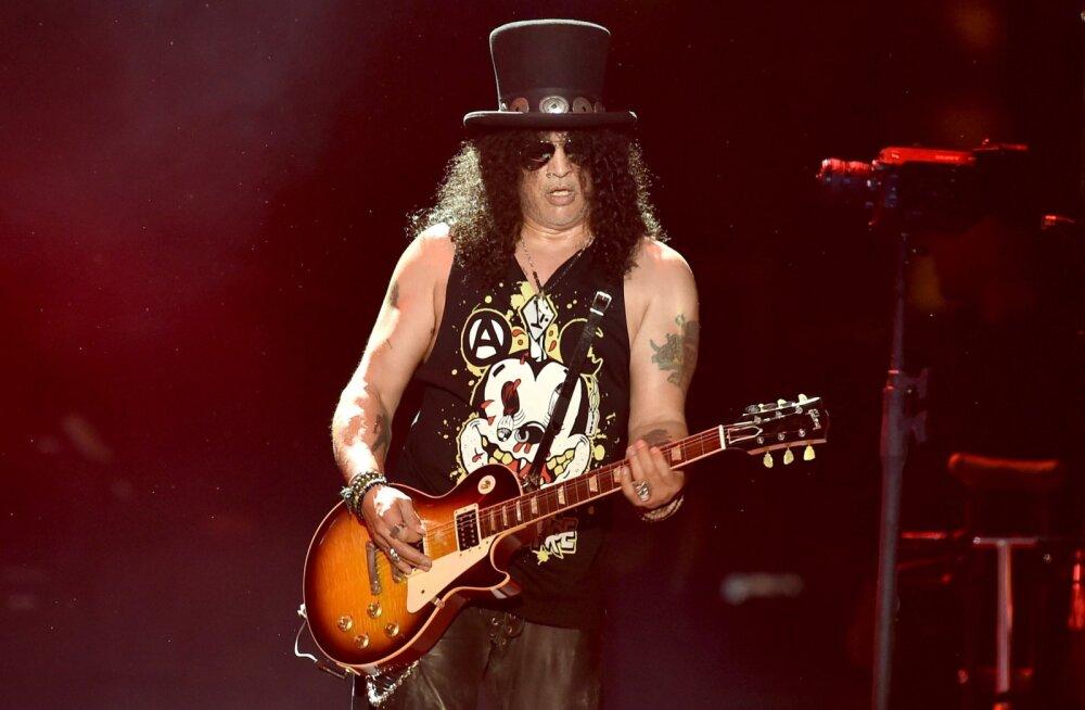 Valmistu õhtuks! 10 fakti, mida sa ansambli Guns N' Roses kohta varem ei teadnud