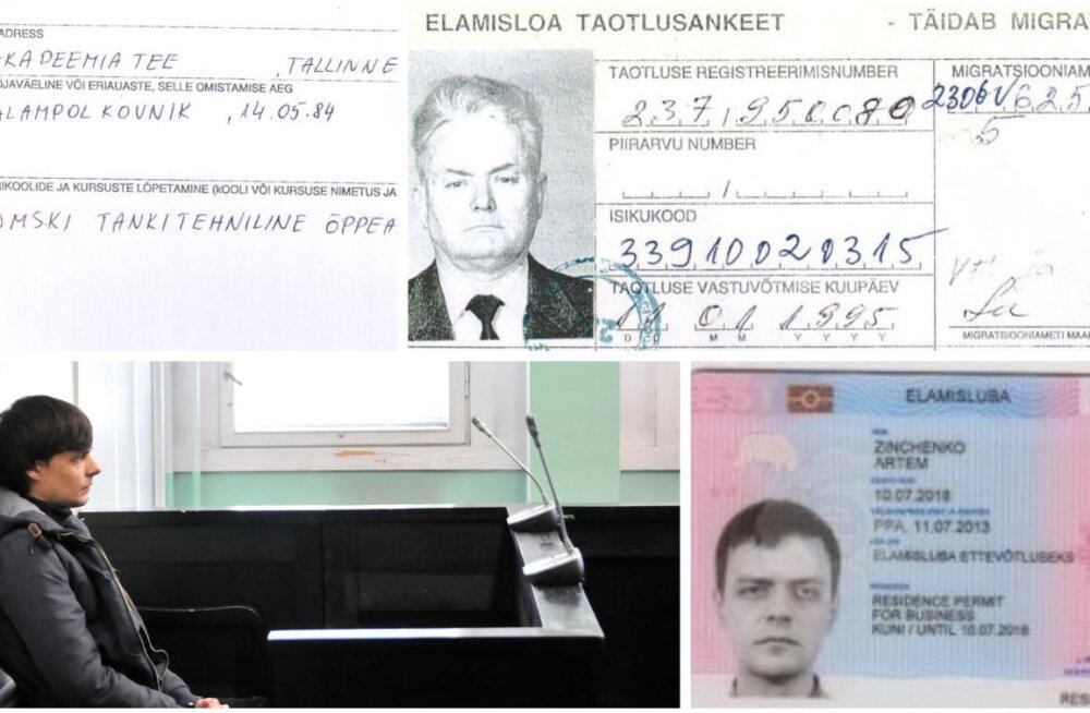ФОТО: Обменянного на Суси Артема Зинченко на шпионаж сподвигла семейная история