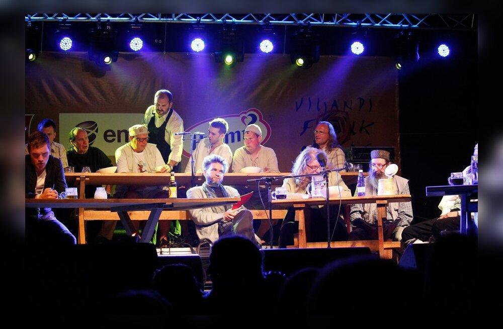 GALERII: Folk - eluolu ja roheline lava, Paabel ning Meestelaulu öö