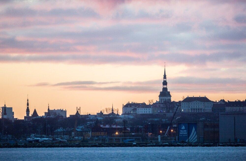 Рига и Вильнюс обогнали Таллинн в рейтинге самых богатых городов Центральной и Восточной Европы