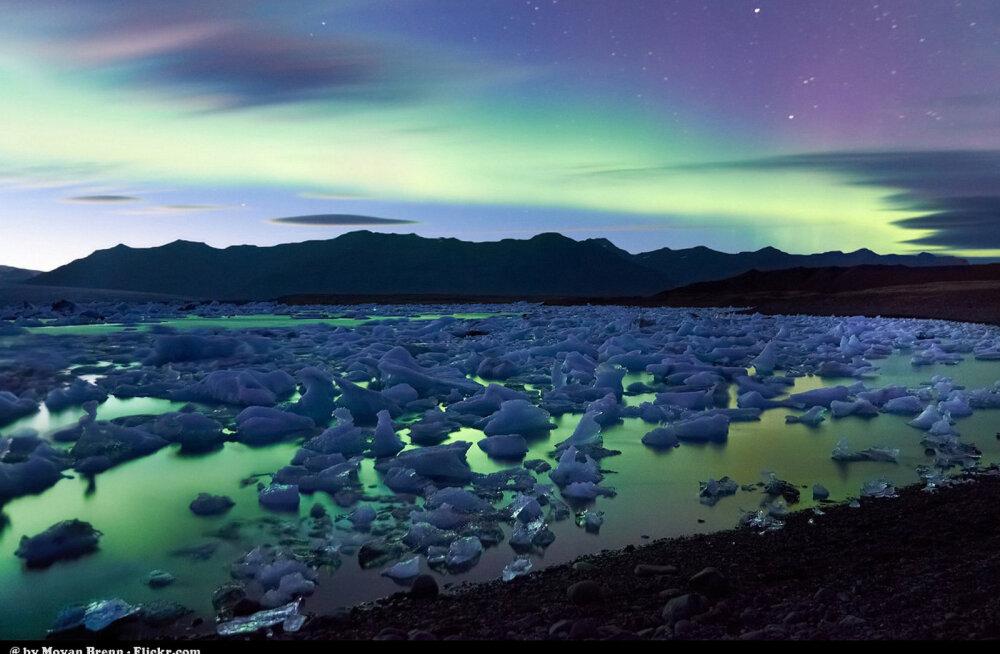 Maa magnetkilp ähvardab katki minna ja teadlased ei tea, mida teha