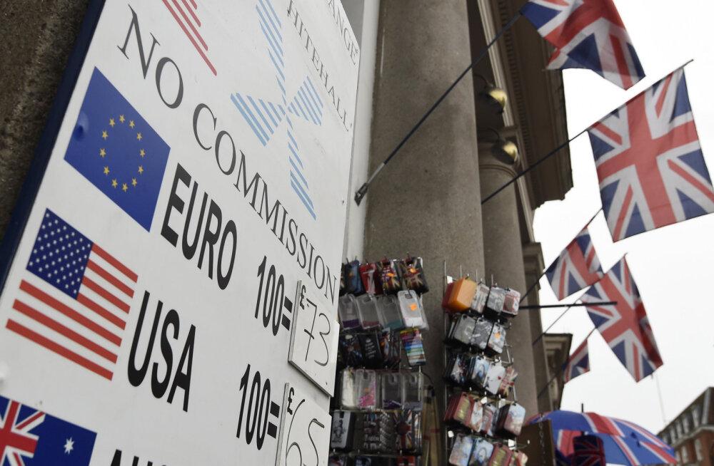 inglise nael euro