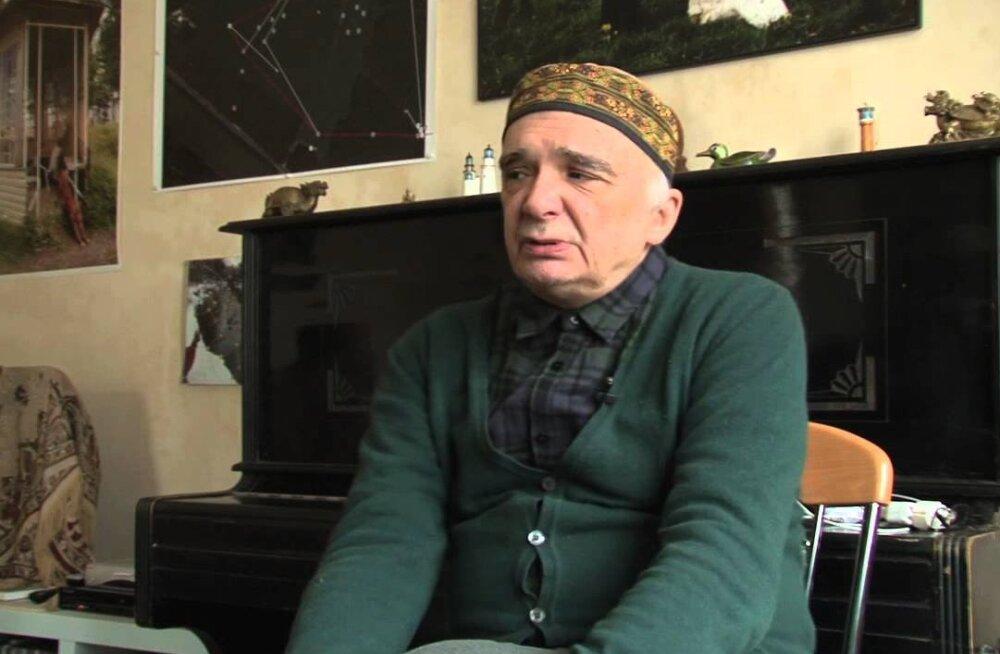 В галерее Художественного музея Вийнисту состоится выставка Андрея Монастырского