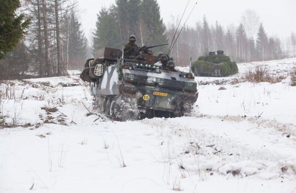 """Ajakirja """"Sõdur"""" suur analüüs: milline on ikkagi Eesti soomusvõimekus ja miks on tehtud just sellised otsused?"""