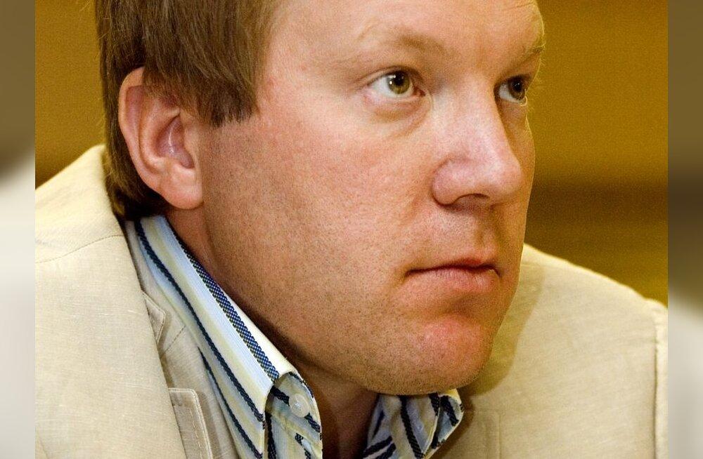 Mihkelson: Eestile soometumine ei sobi