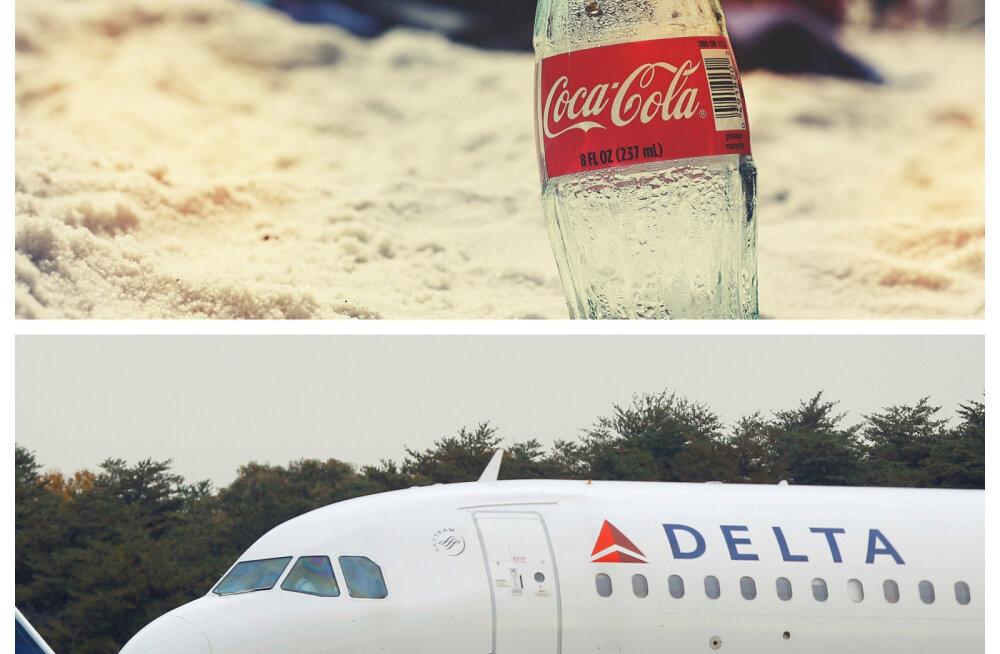 Jultumus! Lennufirma vabandab ja korjab solvavad salvrätikud kasutuselt ära