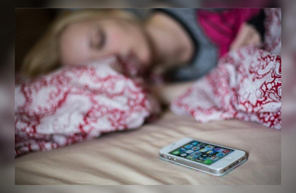Uni päästab külmetuse käest