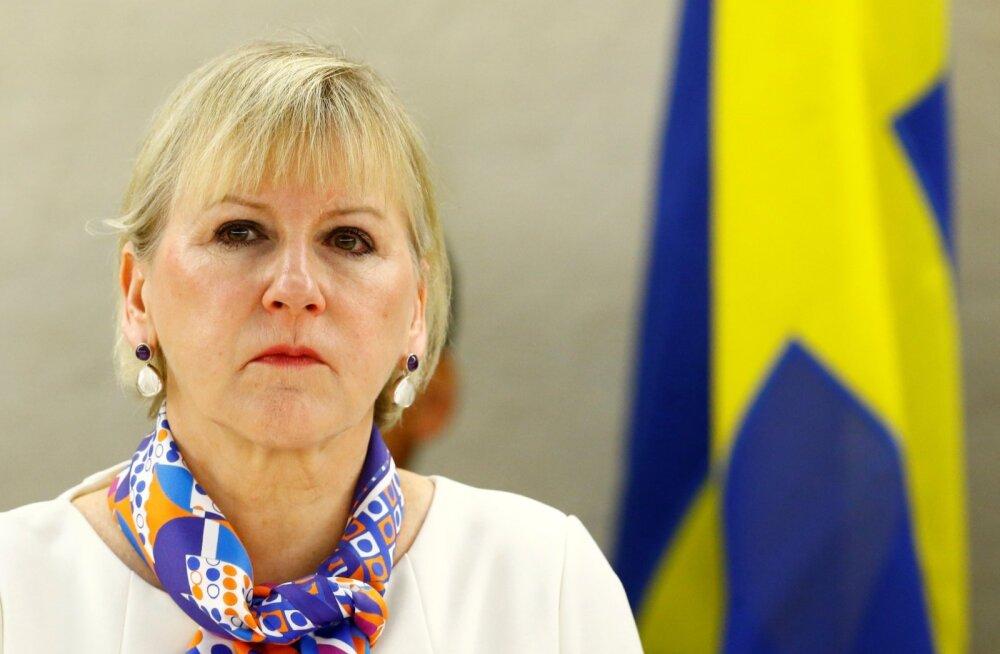 Rootsi kutsus Tšetšeenia homode tagakiusamise pärast vaibale Vene saadiku