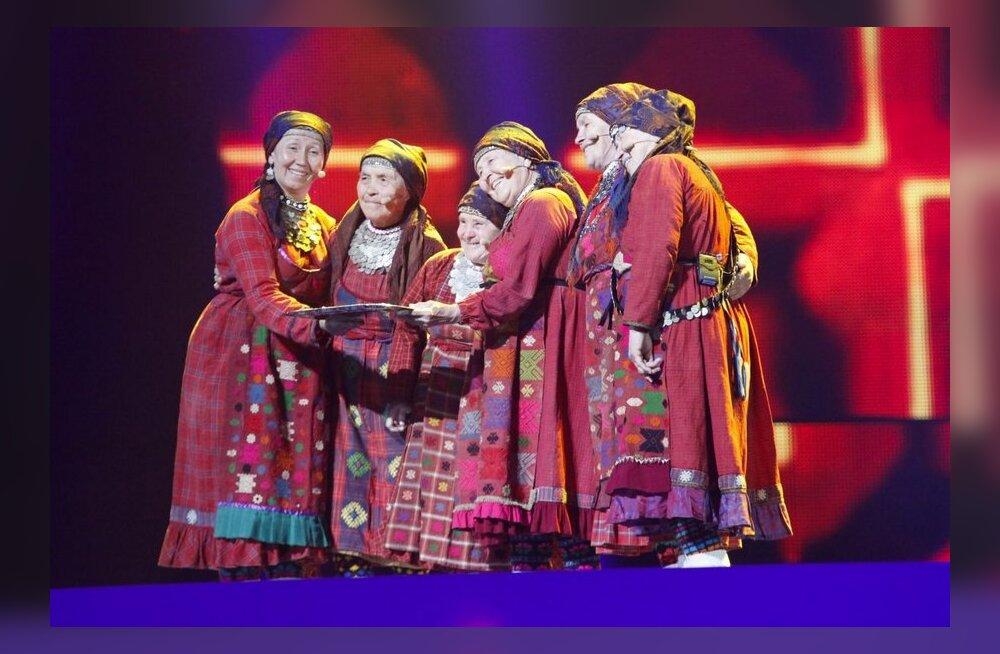 Vaata, kes pääsesid Eurovisiooni finaali! Läti ja Soome jäid ukse taha