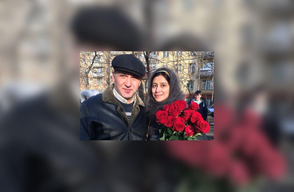 Сергей Пускепалис и Равшана Куркова — в премьере нового детектива