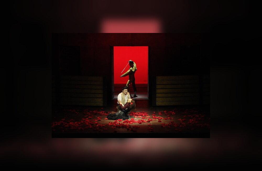 На Сааремаа высадится оперный десант из Китая