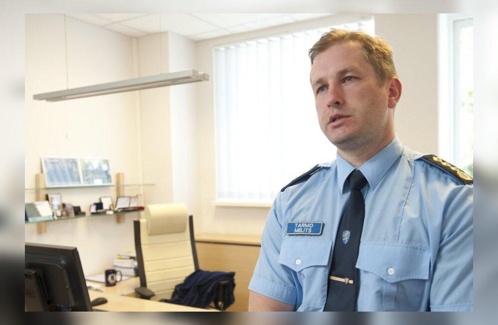 Tarmo Miilits: jaanipäev möödus politseile rahulikult
