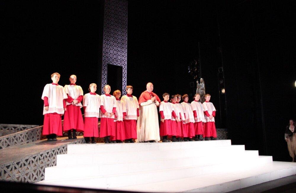 EPL üllatab ühte Birgitta Festivali sõpra võimalusega astuda lavale maailmatasemel ooperilauljatega