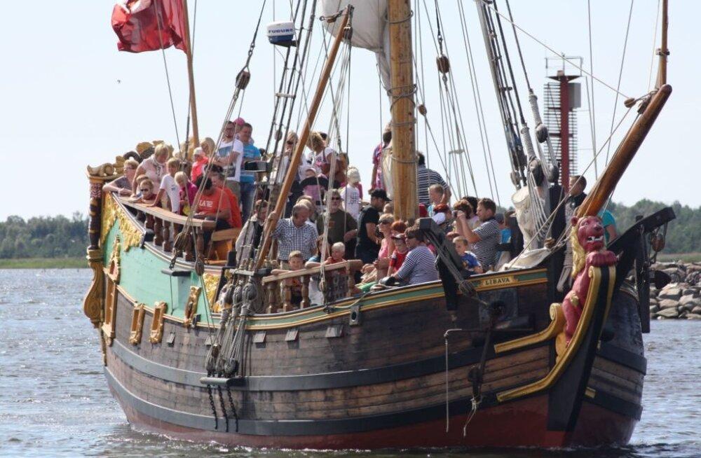 10 põhjust, miks tulla Kuressaare merepäevadele