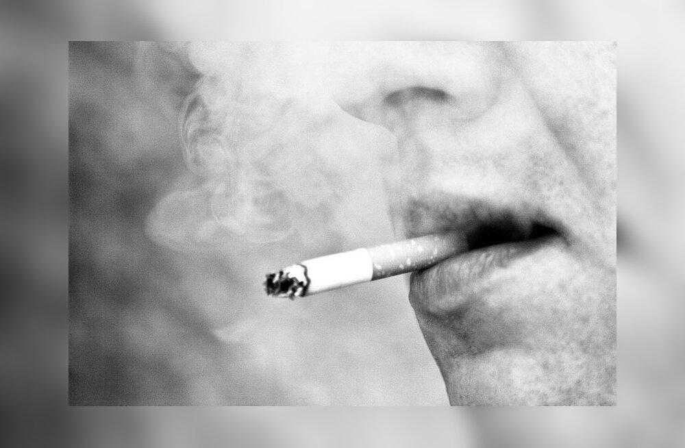 Suitsetamisest loobumine vajab tahtejõudu ja igapäevaharjumuste muutmist