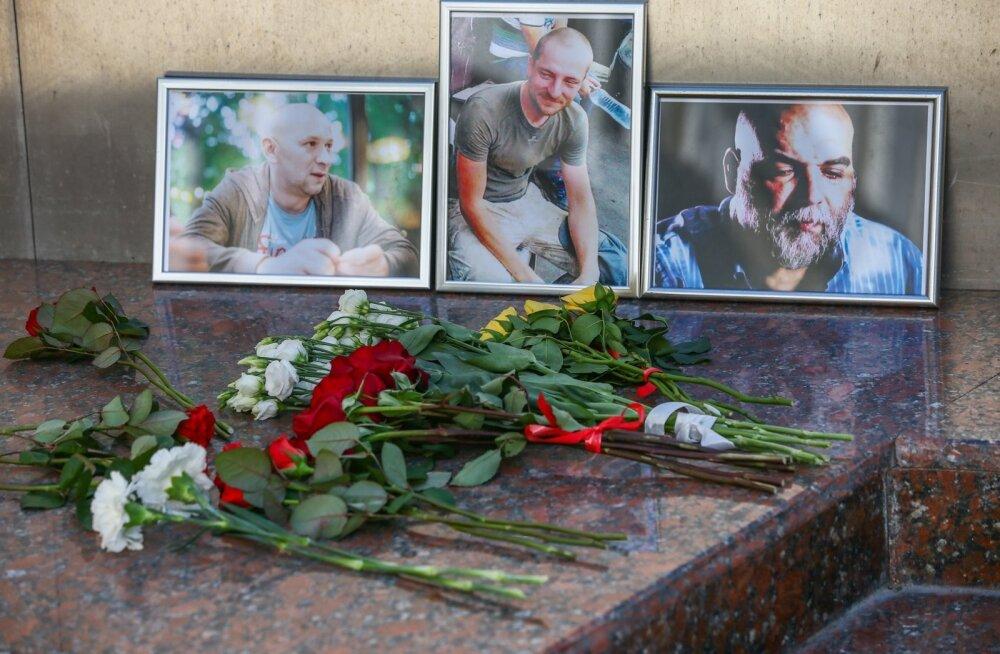 Kesk-Aafrikas tapeti ajakirjanikud, kes uurisid saladuslike Vene palgasõdurite tegevust