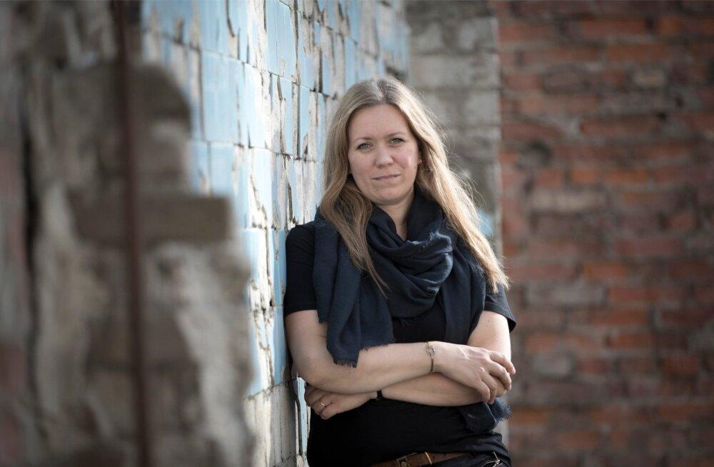Margit Keerdo-Dawsoni sõnul on stsenaristid Eestis tihti ebaõiglaselt varju jäänud. Stsenaristide gild tahab seda olukorda muuta.