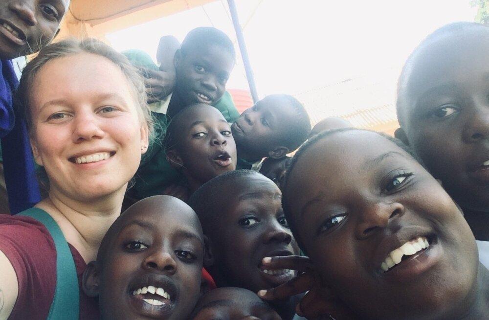 Lapsed on siiralt õnnelikud, kinnitab Tiina Tubli.